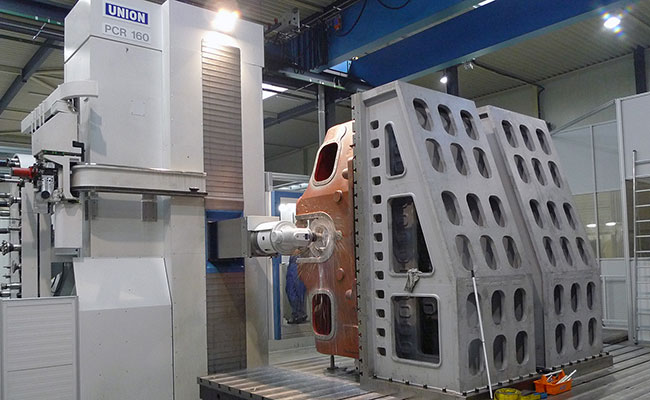 Magna Machine -  4-Axis & 5-Axis - Machining - Turning - Milling