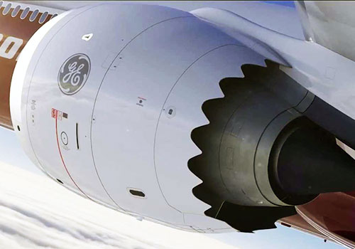 GE9X Boat Tail